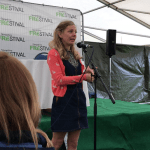 Leafie at Frestival 2019